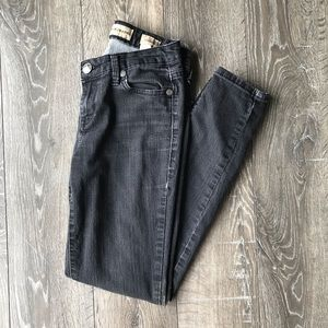 Nine West Black Skinny Jeans